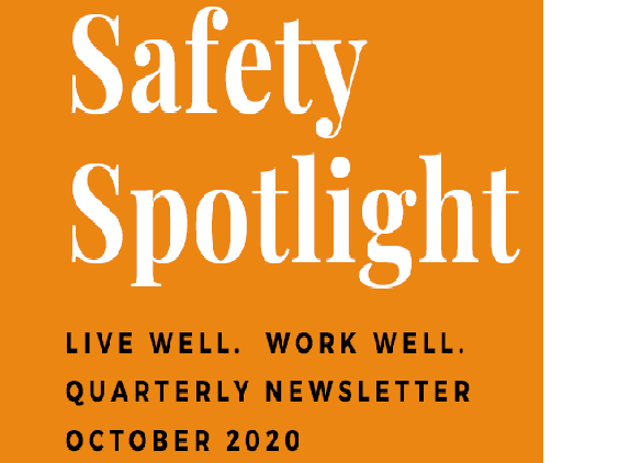 Fall 2020 - Health & Safety